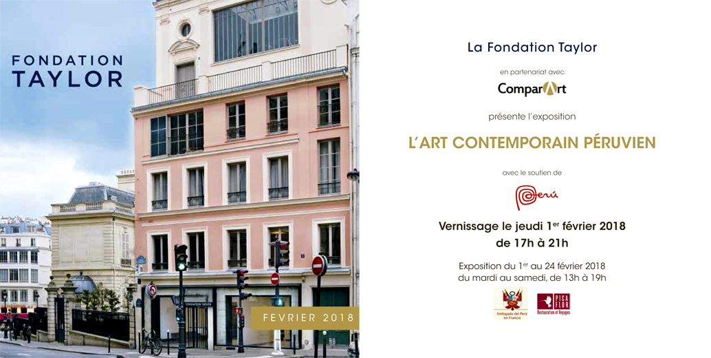 L'ART CONTEMPORAIN PERUVIEN